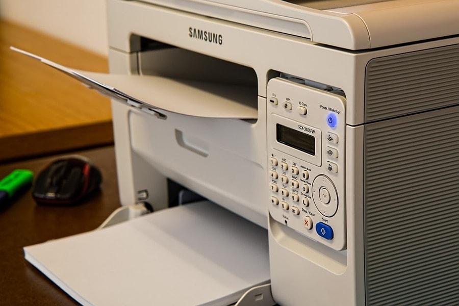 Правила работы с лазерным принтером
