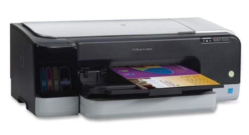 Струйные принтеры от Epson