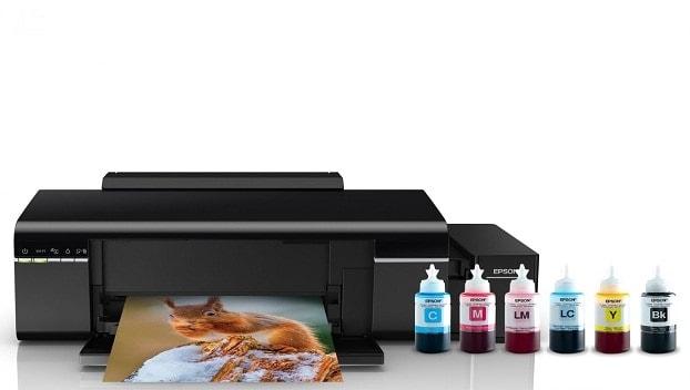 струйный принтер имеет недостатки и преимущества какие